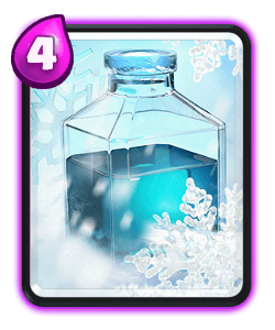 Clash Royale CLashvania Frost