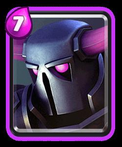 Clash Royale Clashvania Pekka